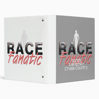 TOP Track Race Fanatic Binder