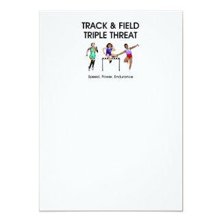 TOP Track Triple Custom Invite