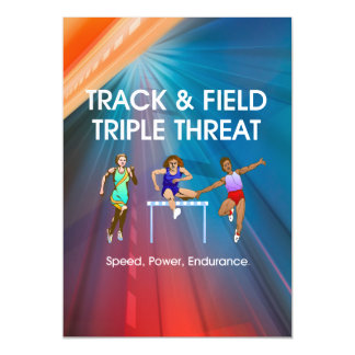 TOP Track Triple Magnetic Card