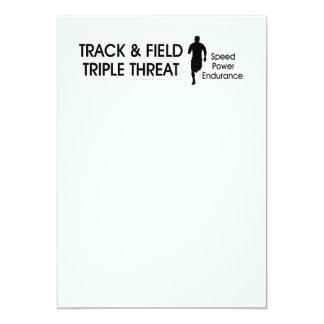 TOP Track Triple Threat Invite