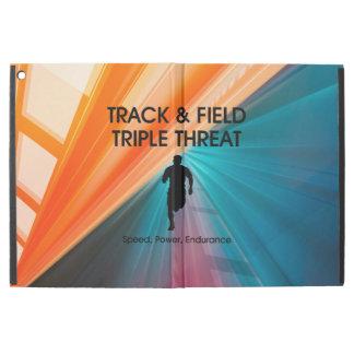 "TOP Track Triple Threat iPad Pro 12.9"" Case"
