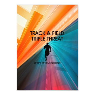 TOP Track Triple Threat Magnetic Card