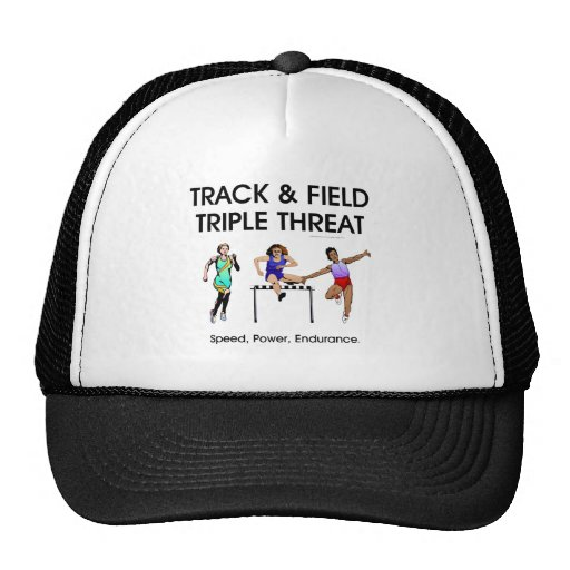 TOP Track Triple Threat Trucker Hat