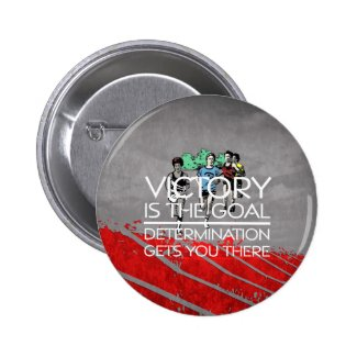 TOP Track Victory Slogan Button