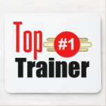 Top Trainer Mouse Pad