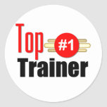 Top Trainer Stickers