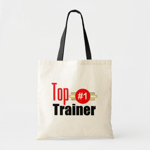 Top Trainer Tote Bags