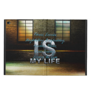 TOP Training is My Life Powis iPad Air 2 Case