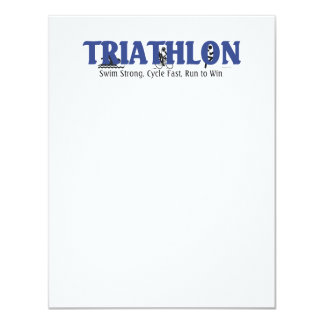 TOP Triathlon Card