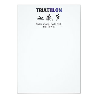 TOP Triathlon Cards
