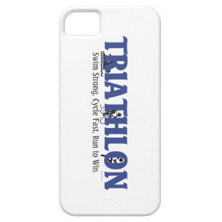 TOP Triathlon iPhone SE/5/5s Case