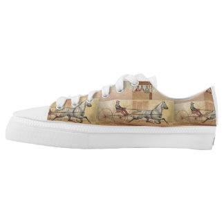TOP Trot Champ Low-Top Sneakers
