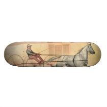 TOP Trot Champ Skateboard Deck