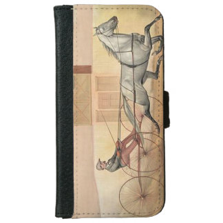 TOP Trot Champ Wallet Phone Case For iPhone 6/6s
