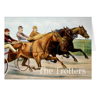 TOP Trotter Card