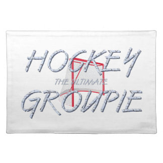 TOP Ultimate Hockey Groupie Placemat