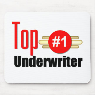 Top Underwriter Mouse Pad