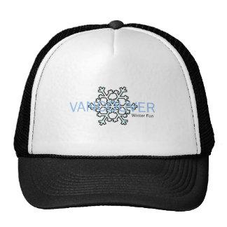 TOP Vancouver Winter Fun Trucker Hat
