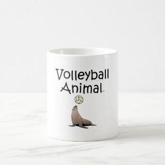 TOP Volleyball Animal Coffee Mug