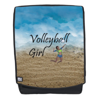TOP Volleyball Girl Backpack