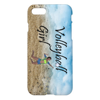TOP Volleyball Girl iPhone 7 Case