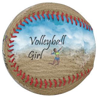 TOP Volleyball Girl Softball