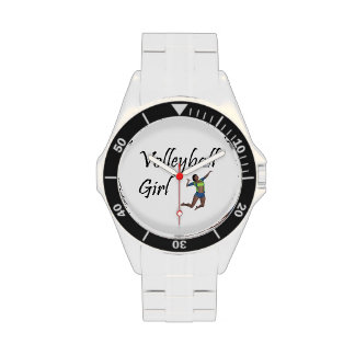 TOP Volleyball Girl Wrist Watches