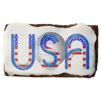 TOP Volleyball in the USA Chocolate Brownie