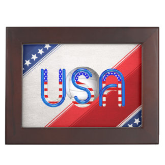 TOP Volleyball in the USA Keepsake Box