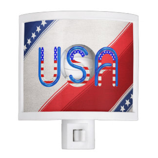 TOP Volleyball in the USA Night Light