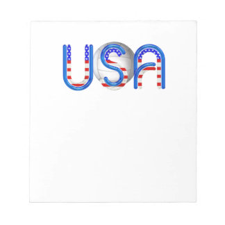 TOP Volleyball in the USA Notepad