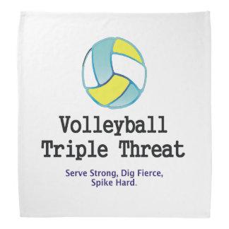 TOP Volleyball Triple Bandana
