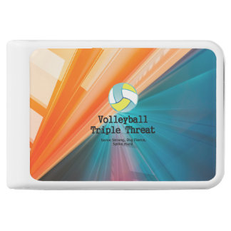 TOP Volleyball Triple Power Bank