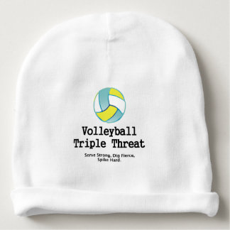 TOP Volleyball Triple Threat Baby Beanie