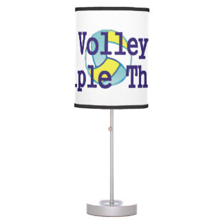 TOP Volleyball Triple Threat Desk Lamp