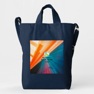 TOP Volleyball Triple Threat Duck Bag