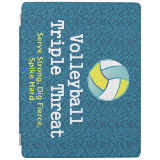 TOP Volleyball Triple Threat iPad Smart Cover