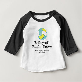 TOP Volleyball Triple Threat Tees