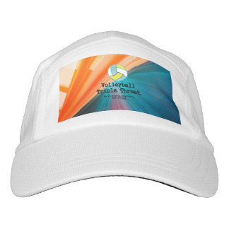 TOP Volleyball Triple Threat Headsweats Hat