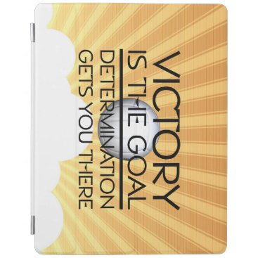 TOP Volleyball Victory Slogan iPad Smart Cover