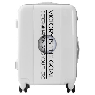TOP Volleyball Victory Slogan Luggage