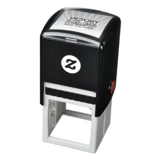 TOP Volleyball Victory Slogan Self-inking Stamp