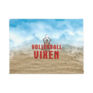 TOP Volleyball Vixen Doormat