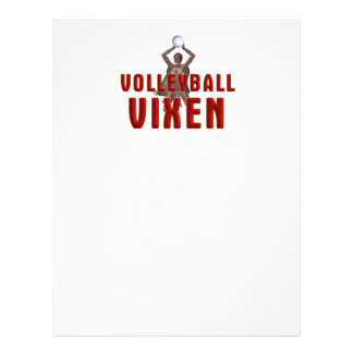 TOP Volleyball Vixen Flyer