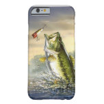 Top Water Action - Largemouth Barely There iPhone 6 Case