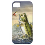 Top Water Action - Largemouth iPhone 5 Cases