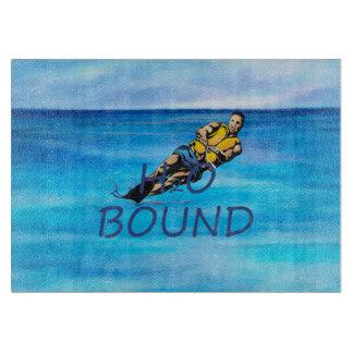 TOP Water Skiing Cutting Board