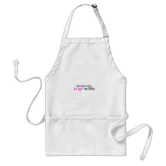 top wife adult apron