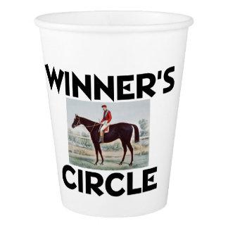 TOP Winner's Circle Paper Cup