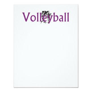 TOP Women's Volleyball Card